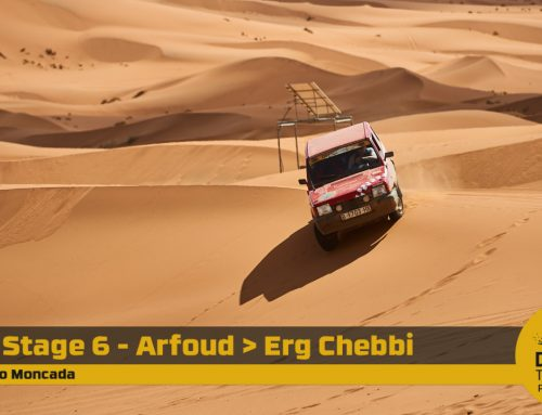 DAY 6 – ENTRE LAS DUNAS DEL ERG-CHEBBI