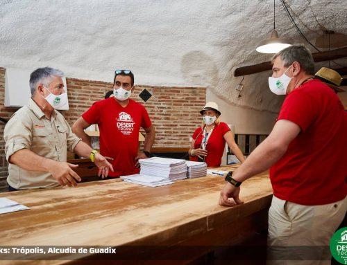 Trópolis da la bienvenida a la primera edición de la Desert Trophy Panda Edition Andalucía