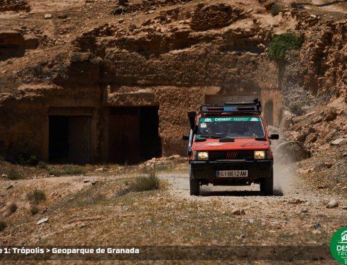 STAGE 1: Trópolis > Geoparque de Granada