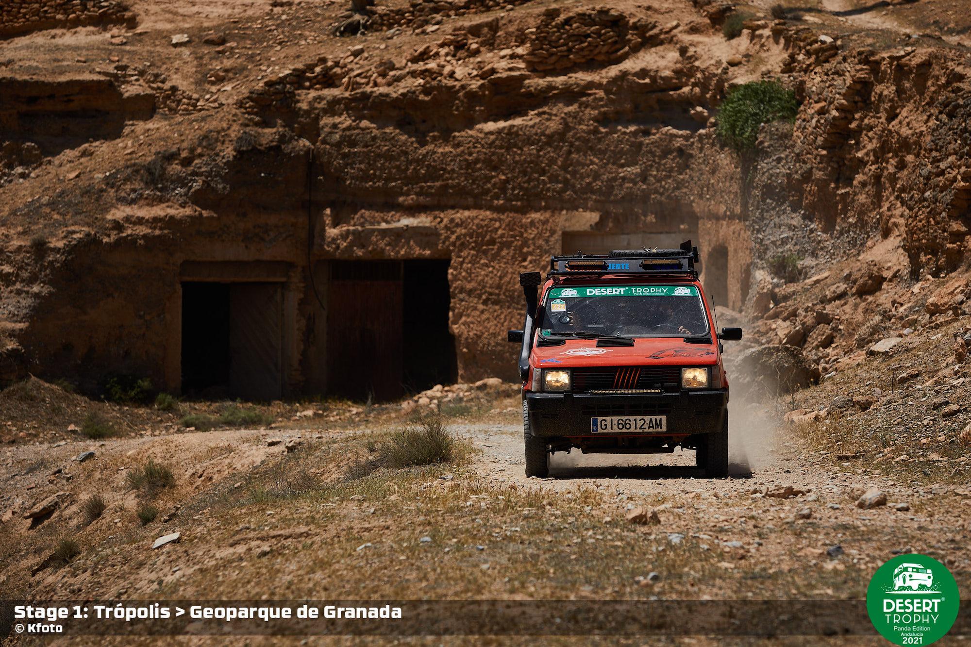 Foto destacada, stage 1 edición andalucia